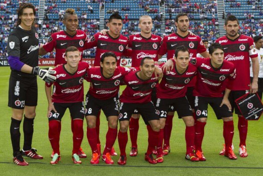Los Xolos de Tijuana tienen una apuesta interesante en el ataque, que es...