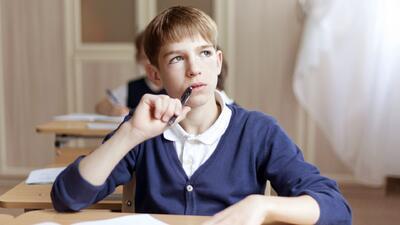 Exámenes para estudiantes bajo los nuevos estándares académicos