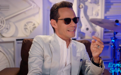 A Marc Anthony le preocupa una posible victoria de Donald Trump