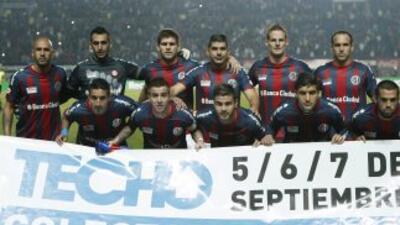 Club San Lorenzo.