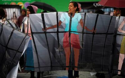 Manifestantes piden en México la despenalización del aborto