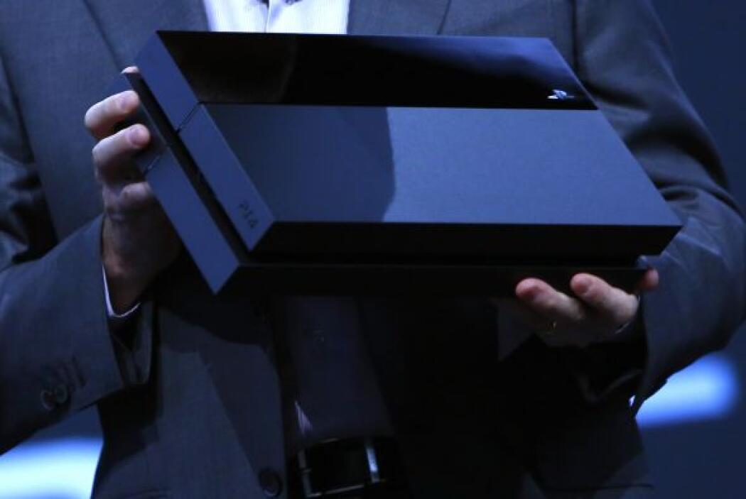 La compañía japonesa ha mostrado este martes por primera vez la PlayStat...