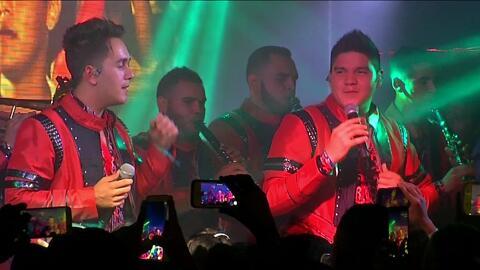 Banda Carnaval explicó las fotos comprometedoras que salieron a la luz p...