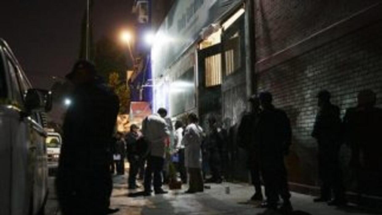 Un grupo de sujetos armados ingreso a un gimnasio ubicado en el barrio d...