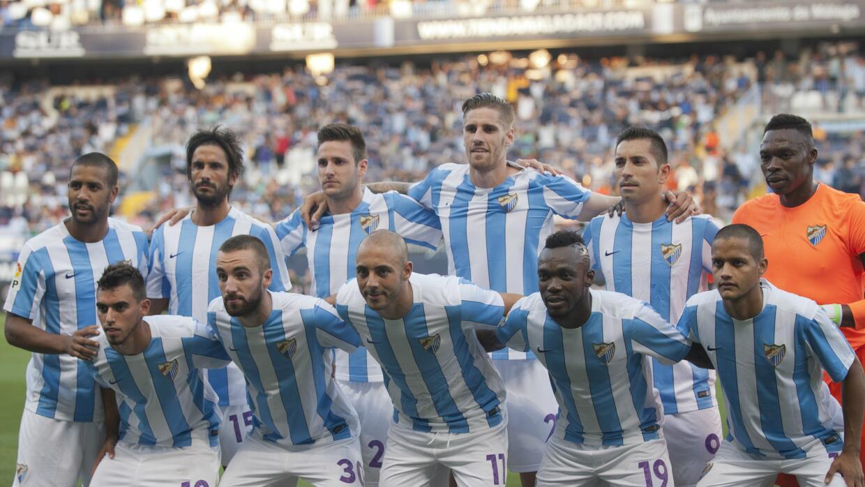 Málaga y el Eibar empataron en el cierre de la tercera jornada de la Liga.