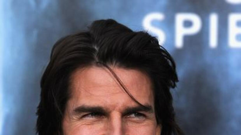 Tom Cruise usa excremento de ruiseñor para mantener una piel tersa y suave.