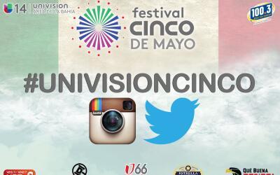 #UnivisionCinco