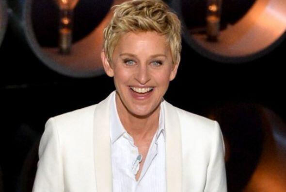 Después de muchos años encabezando la lista, ahora Ellen DeGeneres desci...