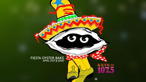KXTN Fiesta Oyster Bake - KXTN Stage Promo