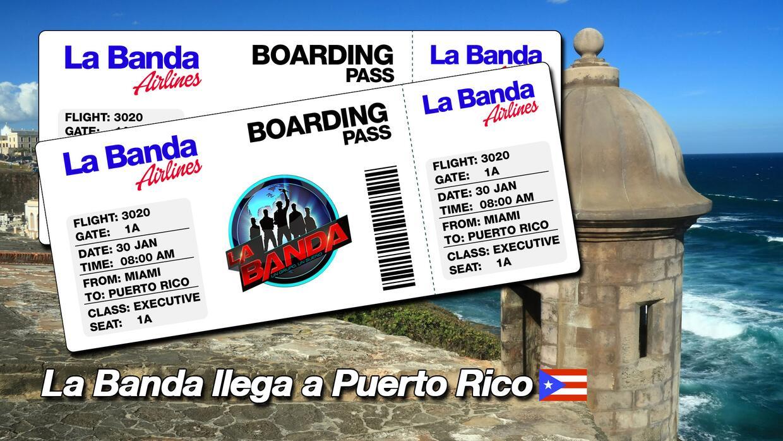 Audiciones La Banda 2