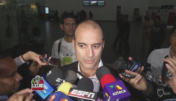 """Guillermo Cantú: 'Ojalá y el 'Tuca' pueda imprimirle su sello al equipo"""""""
