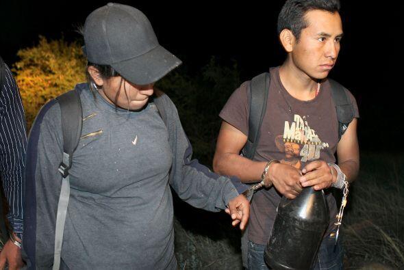 En la década de 1990, las muertes de indocumentados en la frontera Méxic...