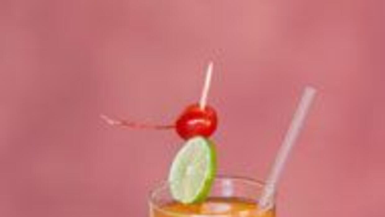 Una bebida digna para acompañar este menú boliviano.