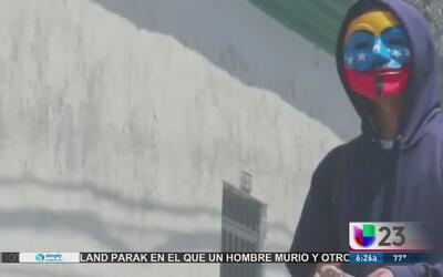 La oposición venezolana alista movilización masiva en todo el país