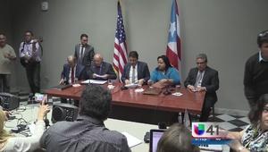Gobernador de Puerto Rico pide ayuda al Congreso