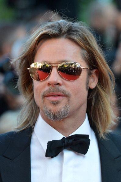 El galán Brad Pitt llegó a este mundo el 18 de diciembre de 1963.