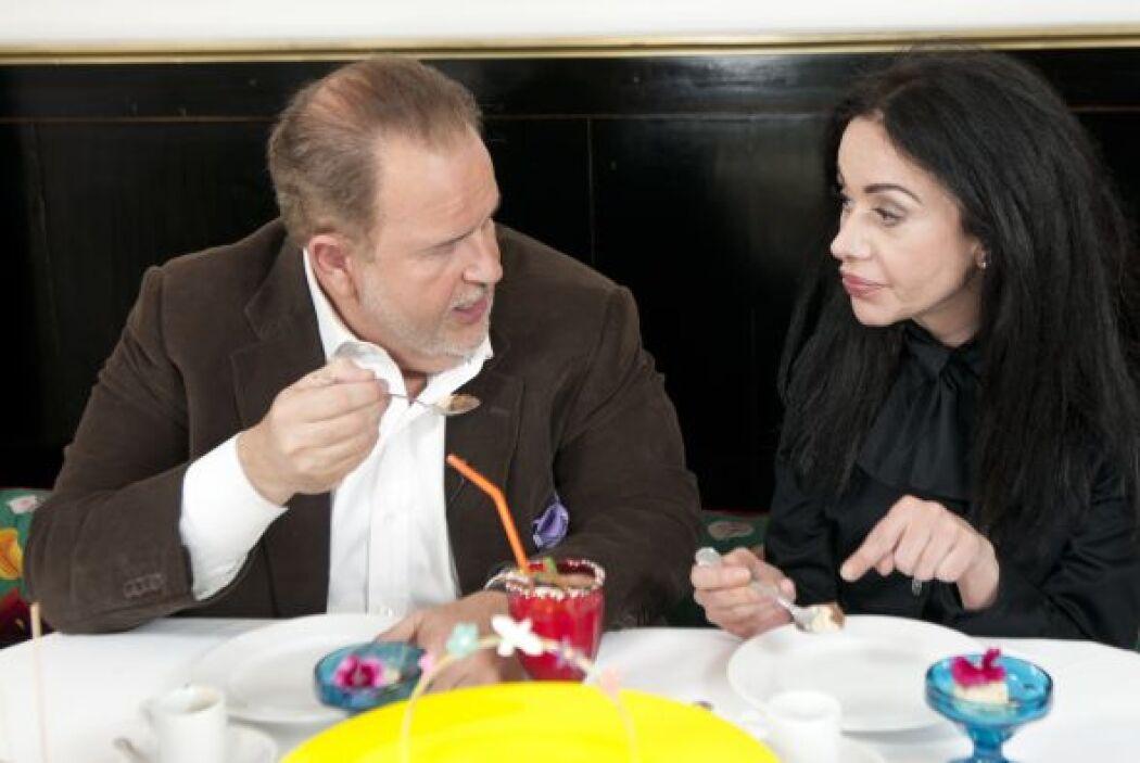 Además de platicar con la chef, quien sabe de historia, arte y sabores,...