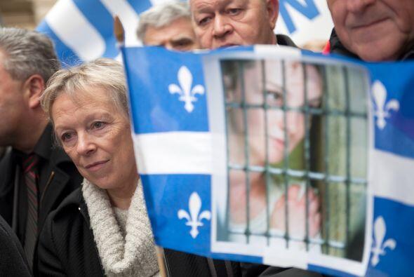 """El proceso contra Cassez emprendido por la justicia mexicana """"no respetó..."""