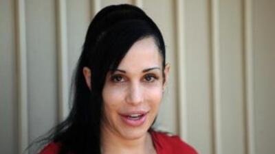 Nadya Suleman es conocida como la 'octomadre'. Tiene 14 hijos, todos ell...