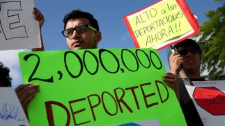 Dos millones de personas deportadas por las administraciones del preside...