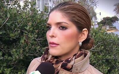 Ana Bárbara explicó los líos que tuvo en Bolivia