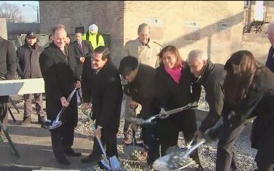 Anuncian la construcción de tiendas que generarán empleos en Belmont Gar...