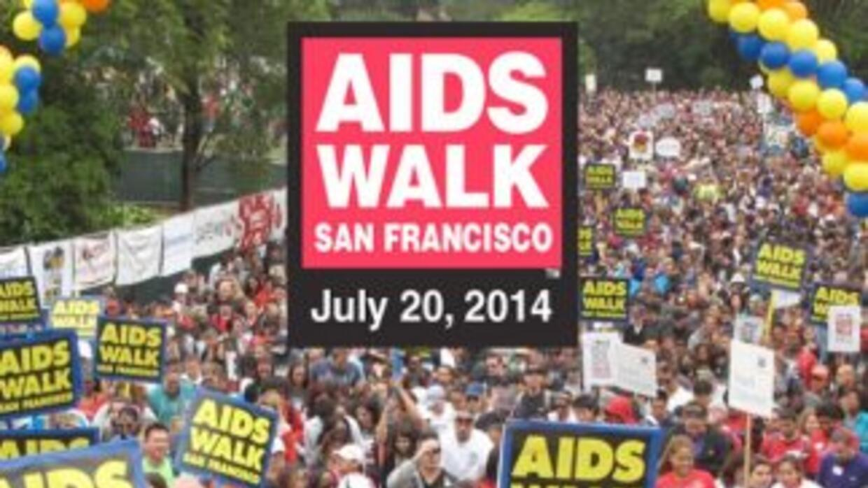 Aids Walk San Francisco