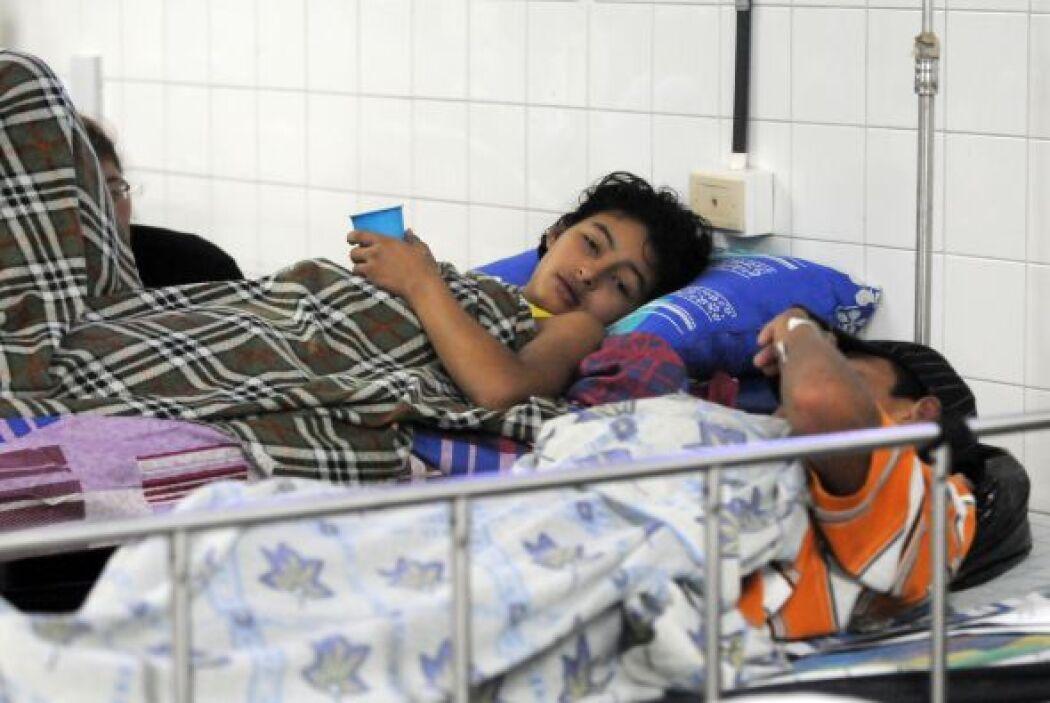 Roxana Araujo subrayó que las autoridades continuan con la campaña de er...