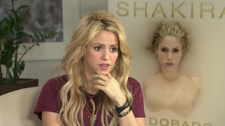 """Shakira sobre política en EEUU: """"Deberían hacer un examen psicológico a..."""