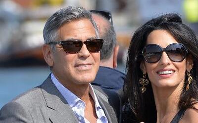DAM La boda de George Clooney