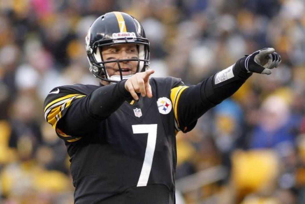 23. Pittsburgh Steelers  Valor: $1.1 mil millones.  Dueño: Daniel Rooney...
