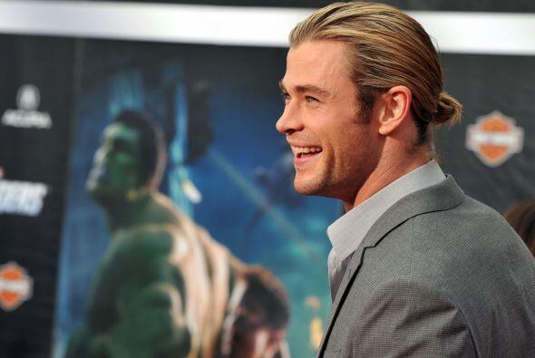 La alfombra roja del estreno de 'The Avengers' en Hollywood | La crema y...