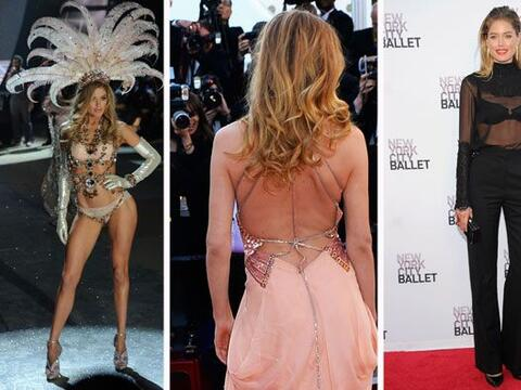 El ángel de Victoria's Secret asegura que su imagen, creada con a...