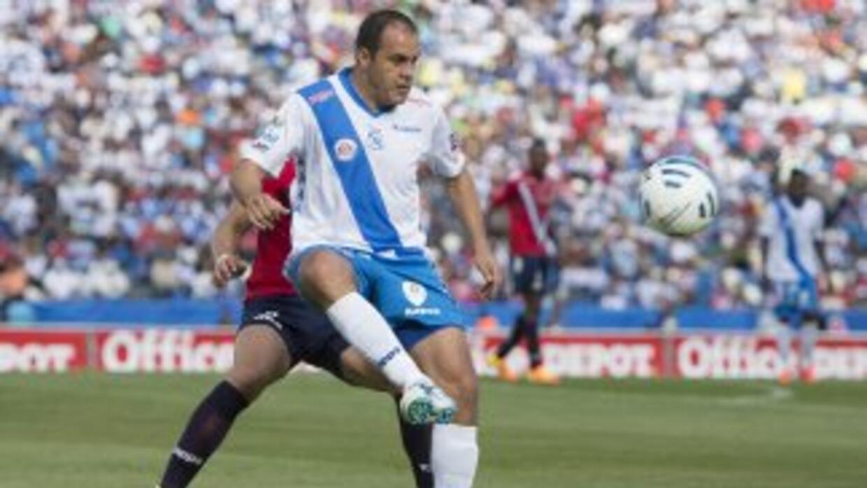 Cuauhtémoc Blanco volvió a una cancha de primera división