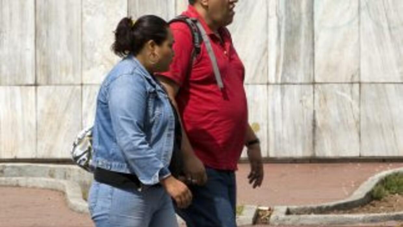 En México el 30% de la población padece obesidad y 70% sobrepeso.