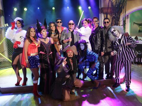 Halloween 2016 Despierta América