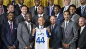 Confeso fanático del básquetbol, el presidente estadounidense Barack Oba...