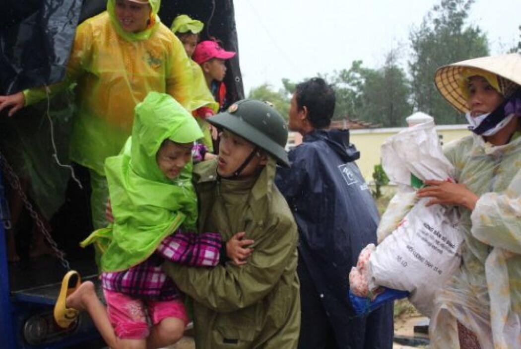 El representante del Unicef en Filipinas, Tomoo Hozumi, dijo que un núme...