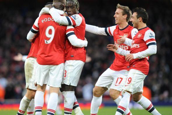 El Arsenal y el Milán, pese a no ser los grandes 'acorazados' de otros a...