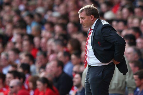 Derrota de los 'Reds' y el entrenador Brendan Rodgers está en peligro pa...