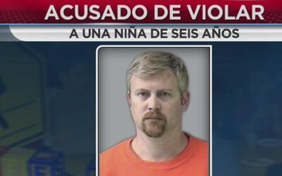 Maestro de kínder del centro de Texas es acusado de haber violado a una...