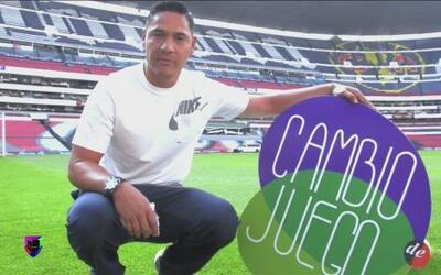 El equipo del América y los Pumas presentan 'Cambio de Juego'