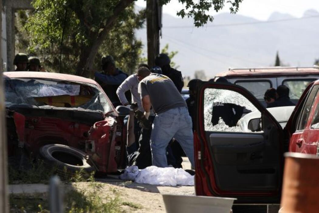En un reciente día, se registraron 24 asesinatos, todos conectados con e...