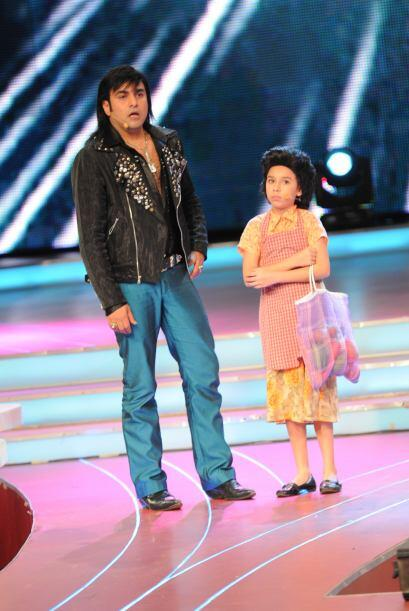 Albertano y Doña Lucha  hicieron reír mucho al público con sus ocurrenci...