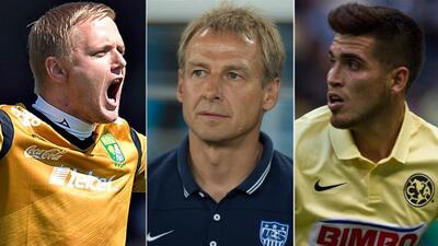 Yarbrough y Alvarado recibieron el llamado de Klinsmann para defender la...