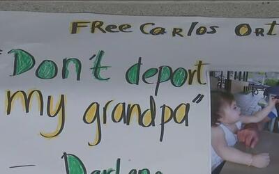 Detención de un padre indocumentado en riesgo de ser deportado preocupa...