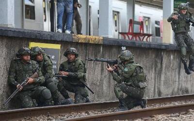 Detienen en Brasil a 10 personas sospechosas de planear complot terrorista