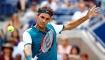 El quíntuple campeón Federer, segundo sembrado del torneo en Nueva York,...