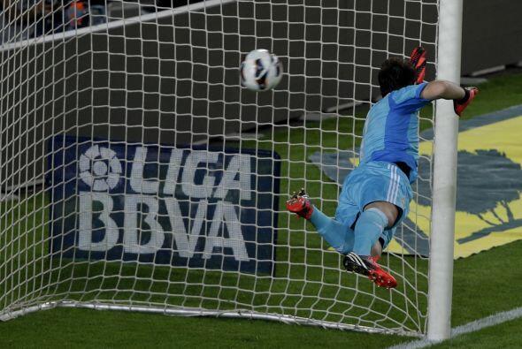 Soberbia ejecución de Lionel y Casillas tuvo algunos problemas con su re...
