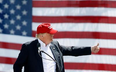 La incalculable relación de Trump y el muro